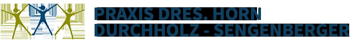Praxis Dres. Horn, Durchholz, Sengenberger Logo